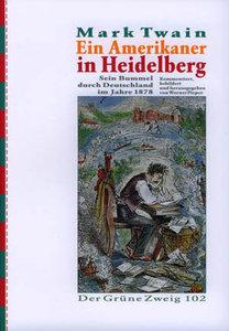 Ein Amerikaner in Heidelberg