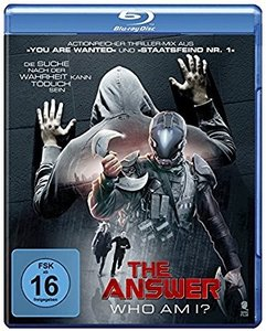 The Answer - Who am I?, 1 Blu-rays
