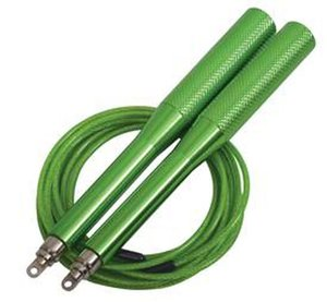 MTS 960024 - Schildkröt Fitness Springseil Speed Rope Pro, Rope
