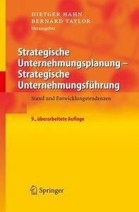 Strategische Unternehmungsplanung - Strategische Unternehmungsfü