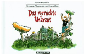Die neuen Abenteuer von Herrn Hase - Das verrückte Unkraut