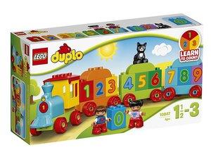 LEGO® DUPLO® 10847 - Zahlenzug