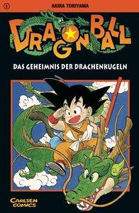 Dragon Ball 01. Das Geheimnis der Drachenkugeln