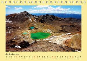 Neuseeland - Tongariro Nationalpark
