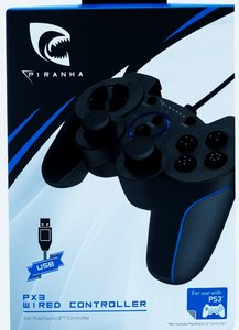 PIRANHA PX3 WIRED CONTROLLER für PlayStation 3