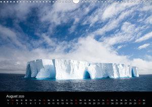 Antarktis 68° Süd (Wandkalender 2020 DIN A3 quer)