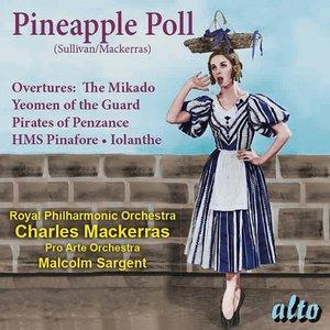 Pineapple Poll/Ouvertüren (arr.Charles Mackerras