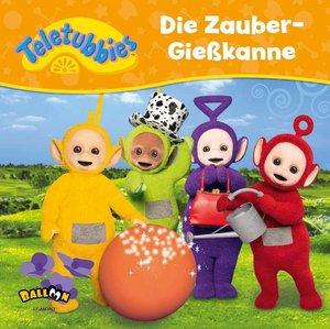 Teletubbies - Die Zauber-Gießkanne
