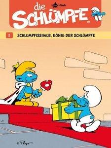 Die Schlümpfe 02. Schlumpfissimus, König der Schlümpfe