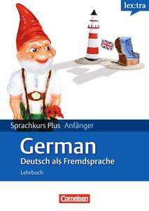 Lextra Deutsch als Fremdsprache Sprachkurs Plus: Anfänger A1-A2.