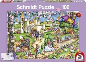 Märchenwelt. Puzzle 100 Teile