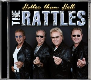 The Rattles-Hotter than Hell