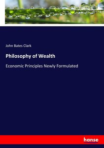 Philosophy of Wealth