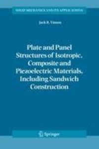 Plate and Panel Structures of Isotropic, Composite and Piezoelec