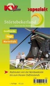 Störtebekerland (Großheide, Hage, Marienhafe) 1 : 60 000