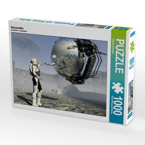 Botschafter 1000 Teile Puzzle quer