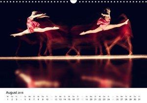 Tanz 2018 - mit Lena Bachmann und Theresa Pixer (Wandkalender 20