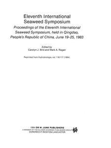 Eleventh International Seaweed Symposium