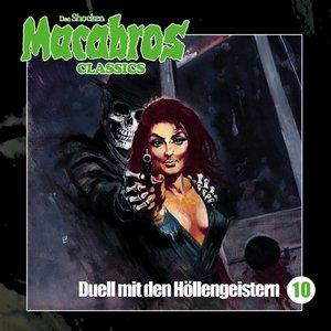 Macabros Classics - Duell mit den Höllengeistern, 1 Audio-CD