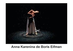 Anna Karenina de Boris Eifman (Livre poster DIN A3 horizontal)