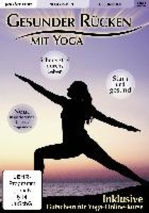 Gesunder Rücken - mit Yoga