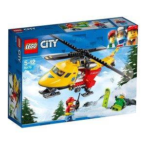 City Rettungshubschrauber