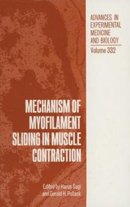 Mechanism of Myofilament Sliding in Muscle Contraction