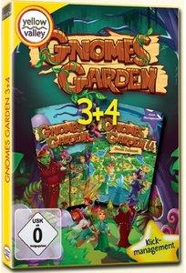 Yellow Valley: Gnomes Garden 3+4 (Klick-Management-Spiel)