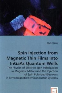 Spin Injection from Magnetic Thin Films into InGaAs Quantum Well
