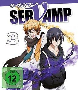 Servamp - Blu-ray 3