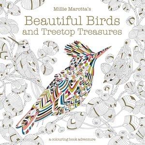 Millie Marotta\'s Treetop Treasures and Beautiful Birds
