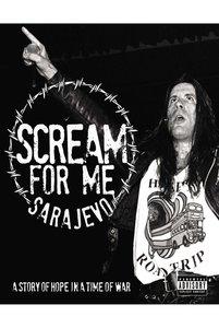 Scream For Me Sarajevo (DVD)