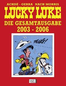 Lucky Luke Gesamtausgabe 2003-2006