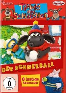 Timmy das Schäfchen - Der Schneeball, 1 DVD