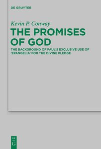 Conway, K: Promises of God