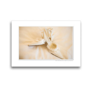 Premium Textil-Leinwand 45 cm x 30 cm quer Emotional Moments: A