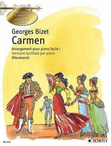 Carmen / Nussknacker / Die vier Jahreszeiten, für Klavier, 3 Hef