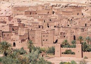 Marokko - Perle Nordafrikas (Posterbuch DIN A4 quer)