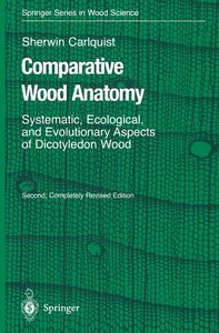 Comparative Wood Anatomy