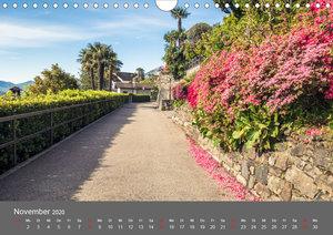 Tessin, zwischen Lago Maggiore und Lugano (Wandkalender 2020 DIN