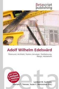 Adolf Wilhelm Edelsvärd