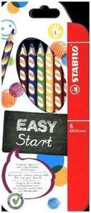 STABILO EASYcolors für Linkshänder 6er Etui