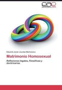 Matrimonio Homosexual