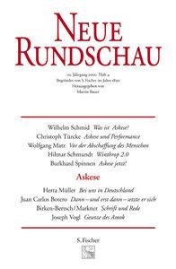 Neue Rundschau 2001/3