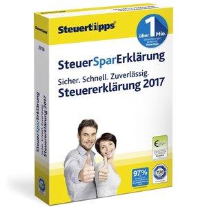 SteuerSparErklärung 2018