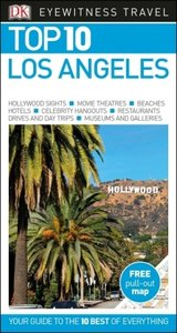 DK Eyewitness Top 10 Travel Guide Los Angeles