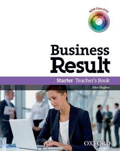 Business Result: Starter. Teacher\'s Book