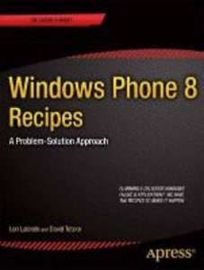 Windows Phone 8 Recipes
