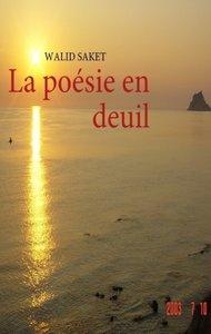 La poésie en deuil
