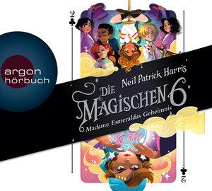 Die Magischen Sechs - Madame Esmeraldas Geheimnis